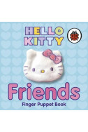 Hello Kitty Friends Finger Puppet Book