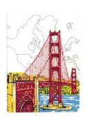 Бележник San Francisco