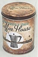 Метална кутия Coffee House