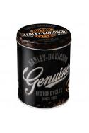 Метална кутия Harley-Davidson Genuine