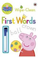 Peppa Pig First Words Wipe-Clean