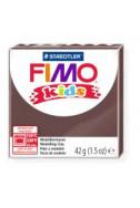 Полимерна глина Fimo Kids кафява