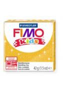 Полимерна глина Fimo Kids златна