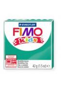 Полимерна глина Fimo Kids зелена