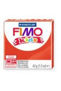Полимерна глина Fimo Kids червена
