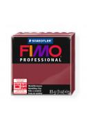 Полимерна глина Fimo Professional бордо