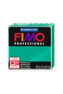 Полимерна глина Fimo Professional зелена