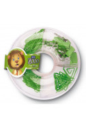 Комплект Zoo - зелен