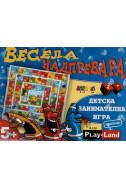 Весела надпревара - Детска занимателна игра