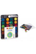 Акварелни бои Primo - 24 цвята