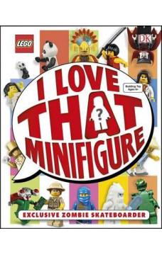 LEGO I Love That Minifigure!