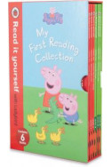 Peppa Pig My First Reading Collection