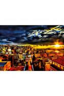 Пъзел City By The Sea - 1000