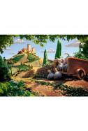 Пъзел Landscape in Tuscany - 1000