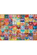 Пъзел Heart To Heart - 1000
