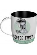 Чаша Coffee First