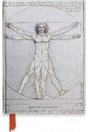 Бележник Da Vinci: Vitruvian Man