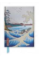 Бележник Hiroshige the Sea at Satta