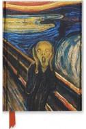 Бележник Edvard Munch, the Scream