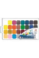 Акварелни бои Класика Луч - 32 цвята