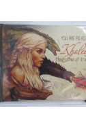 Луксозна картичка - Mother of Dragons