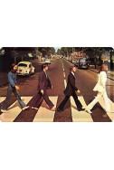 Метална табела The Beatles