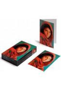 Afghan Girl Cards