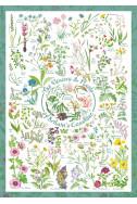 Пъзел Flowers and Plants - 1000