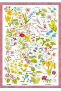 Пъзел Wild Flowers - 1000