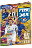 Fifa 365 - 2018 - албум за стикери