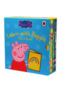 Learn With Peppa: Box Of Books