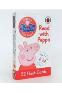 Read with Peppa: 52 flash cards
