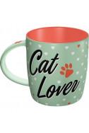 Чаша Cat Lover