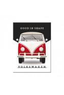 Магнит VW - Good in Shape