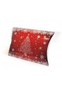 Подаръчна кутия - Коледна елха (малка)