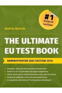 The Ultimate EU Test Book Administratior AD Edition 2016