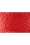 Панделка от сатен - червен, 10 мм, 4.5 м