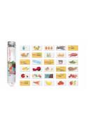 Мини карти-речник Food