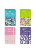 Тефтер А6 Light Flowers