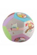 Бебешка топка Djeco Moulin Roty - Les Jolis pas Beaux, 10см