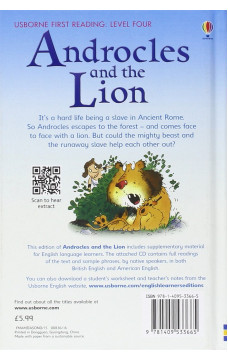 Androcles and the Lion (with CD)