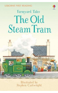 The Old Steam Train
