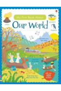 My First Book About Our World: Sticker Book