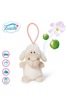 Ключодържател 2в1 овца с аромат на ябълка - Frischi Sheep