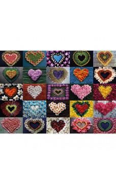 Пъзел Monday Hearts For Madalene - 2000