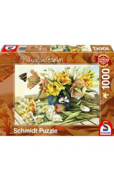 Пъзел Spring Blossoms - 1000