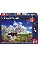 Пъзел Dolomites - 1500