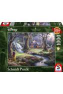 Пъзел Disney: Snow White - 1000