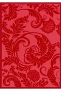 Тефтер Velvet Red