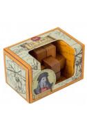 3D дървен пъзел - Da Vinci`s Cross